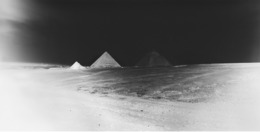 , 'Giza Plateau: April 22, 2010,' 2010, Gagosian