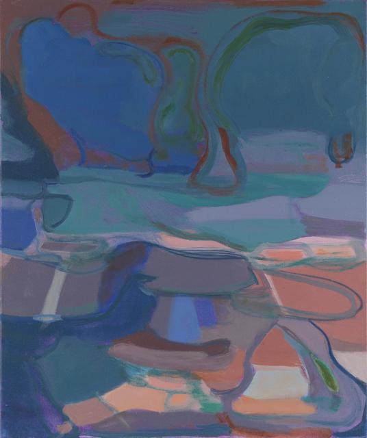 Elizabeth Hazan, 'Field #84', 2019, Johannes Vogt Gallery