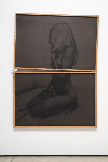 , 'Woman, New York,' 2015, Lora Reynolds Gallery