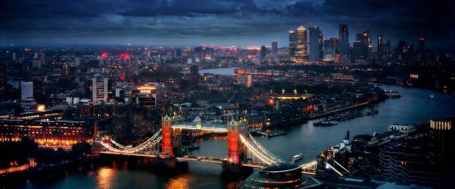 David Drebin, 'London ', 2019, Art Angels