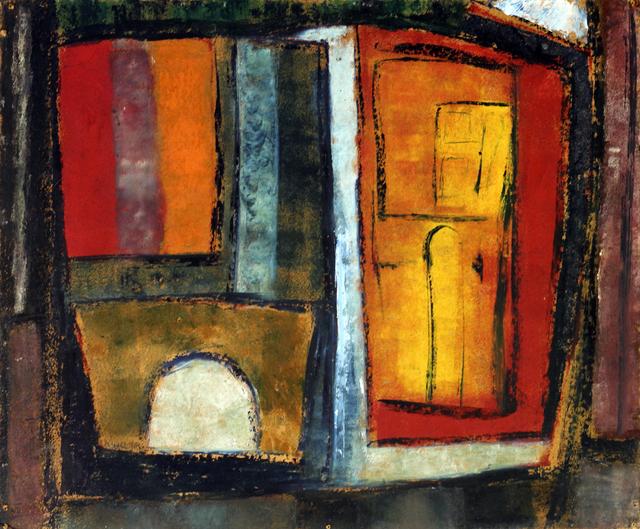 , 'One Apartment,' 1969, TAFETA