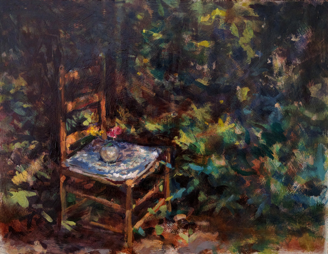 Michael Doyle, 'Forest Chair', 2016, Somerville Manning Gallery