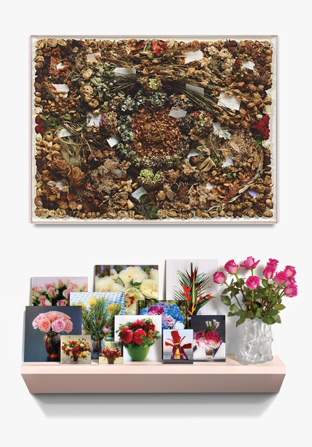 Sophie Calle, 'In Memory of Frank Gehry's Flowers', 2014, Gemini G.E.L.