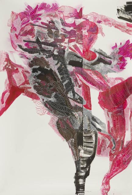 , 'La dance des Ecorchées 2,' 2017, Spotte Art