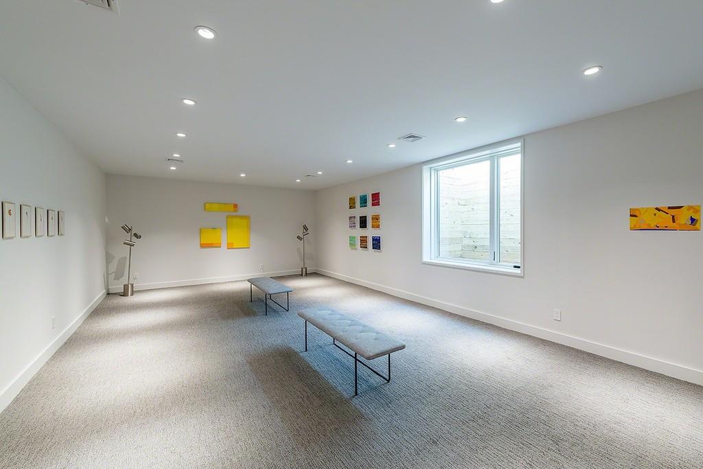 installation view, l-r: Gustavo Bonevardi, Jesus Matheus, Darlene Charneco, Reinaldo Crespo photo credit: Paul Domzal/EdgeMedia.com