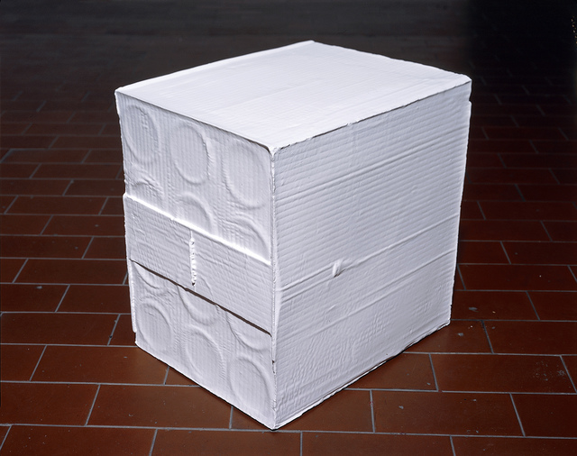, 'White Box,' 2006, Peter Freeman, Inc.