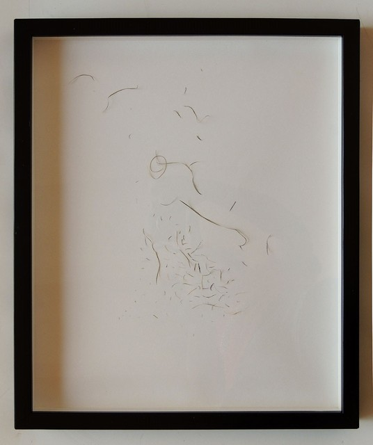 , 'Crasse (it is in French) / Mugre,' 2014, Lisa Sette Gallery