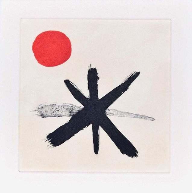 Joan Miró, 'Abstract composition', 1959, Wallector