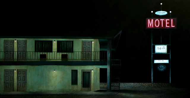 , 'The Motel (Part 4),' 2017, Somerville Manning Gallery
