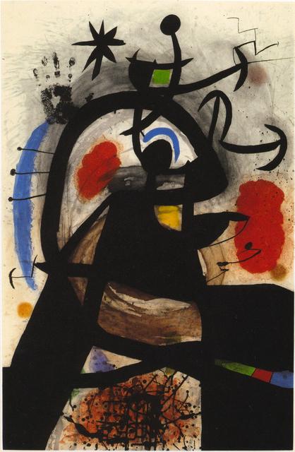 Joan Miró, 'Le Permissionnaire', 1974, Kouichi Fine Arts