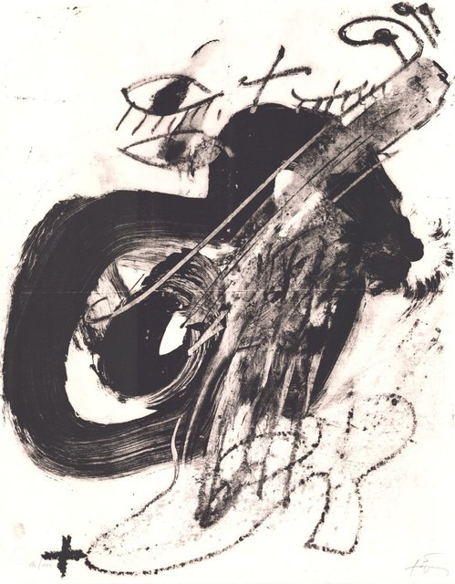 Antoni Tàpies, 'Messiaen', 1980-1990, ARTEDIO