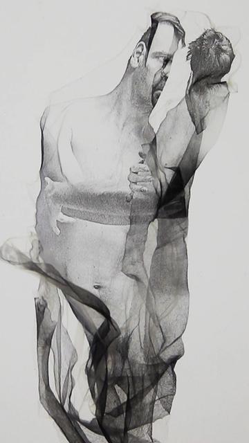 , 'Body Emulsion Surface,' 2016, Dominik Mersch Gallery