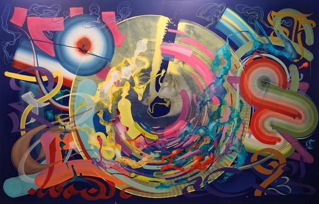 , 'Babel 5.0,' 2017, Galerie Droste