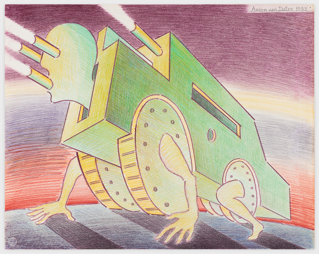 , 'Science Fiction #4,' 1983, P.P.O.W
