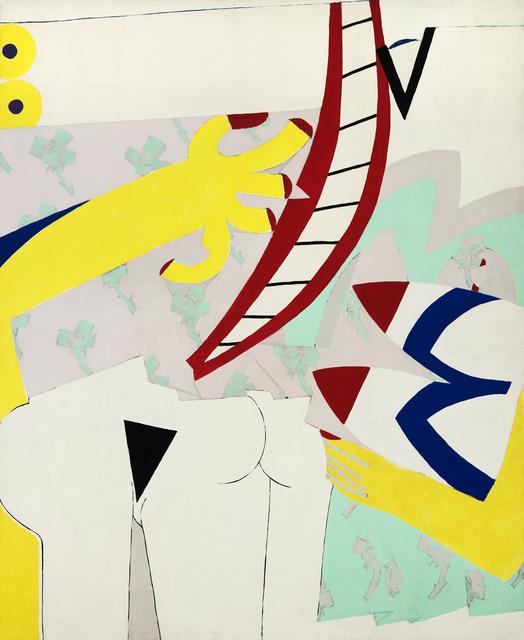, 'Woman with Robe #1,' 1970-1971, Hollis Taggart