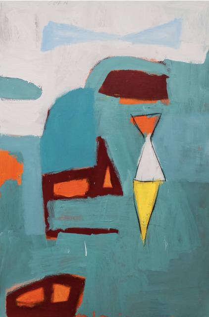 , 'The Isles,' 2018, Galería Petrus