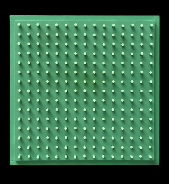 , 'Objet Plastique N. 1027,' 2013, The Mayor Gallery