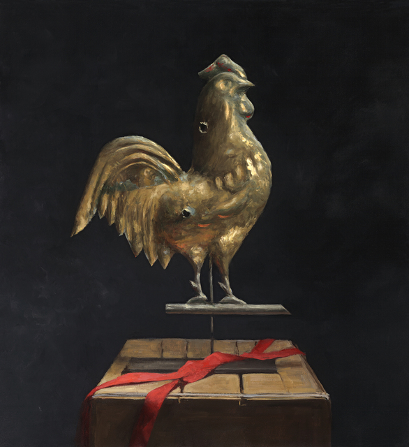 , 'Small Antique Rooster Weathervane,' 2016, Grenning Gallery