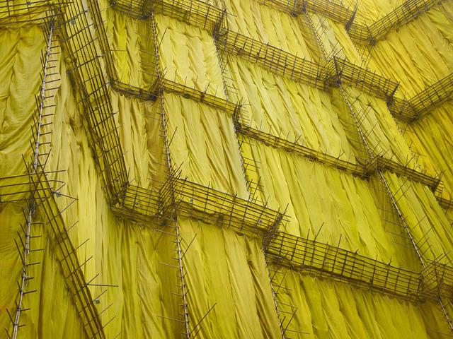 , 'Yellow Cocoon #5, Hong Kong - 2011,' , Contemporary by Angela Li