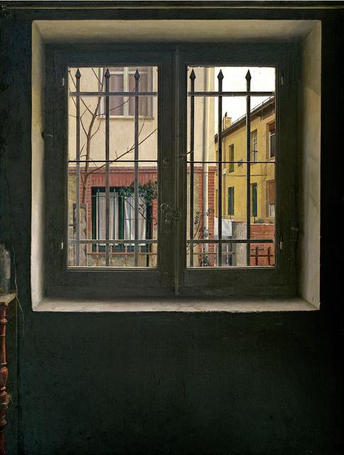 , 'Ventana (Window),' 1970, Museo Thyssen-Bornemisza