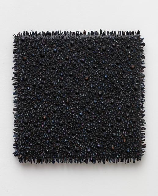 , 'Square object #01,' 2017, Anne Mosseri-Marlio Galerie