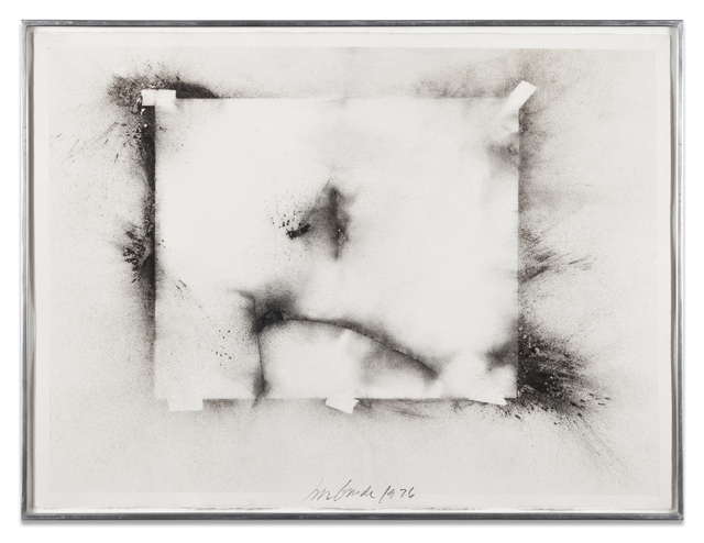 , 'X-Ray Drawing 303,' 1976, Kohn Gallery