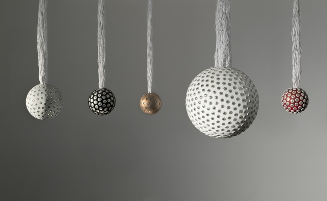 , '5 Sphere Packing,' 2014, Carroll / Fletcher