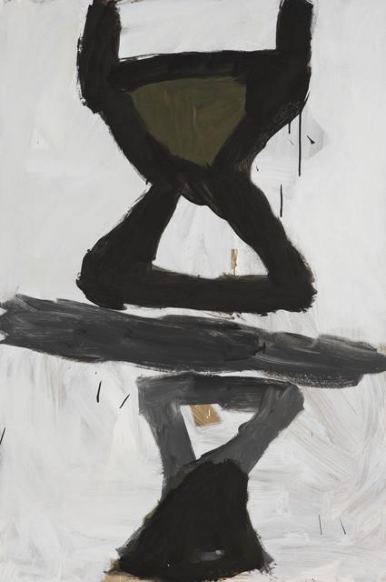 , 'It Reflected On The Horizon,' 2018, Dominik Mersch Gallery