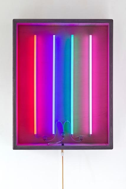 , 'Internal structure No.4,' 2016, Blindspot Gallery