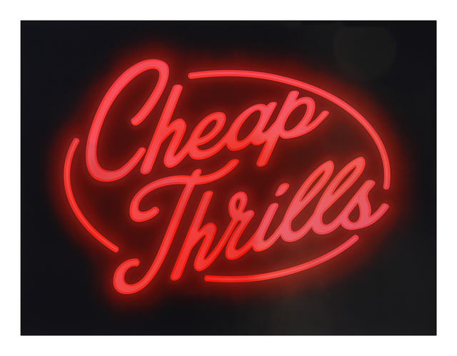, 'Cheap Thrills,' 2016, Jealous Gallery