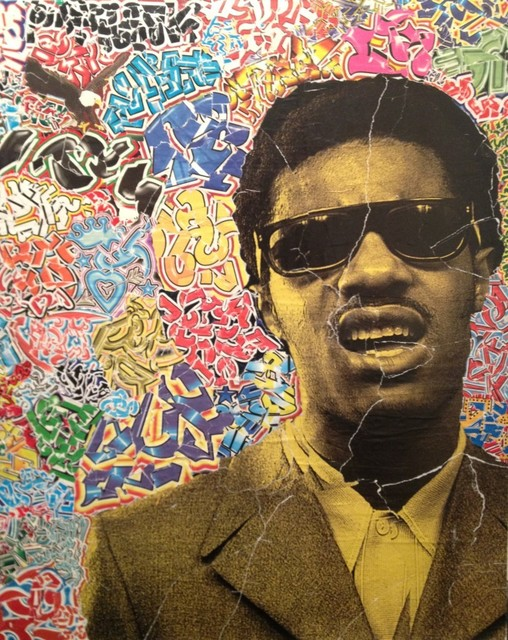 , 'The many colors of Stevie Wonder,' , Amstel Gallery