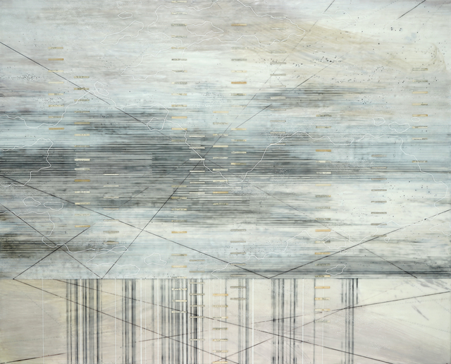 , 'January's Sky,' 2019, Slate Contemporary