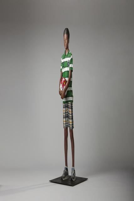 , 'Three Siblings (youngest brother),' 2015, Leehwaik Gallery