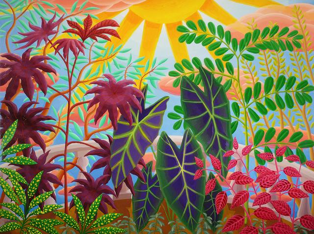 , 'Veranda Sunlight,' 2016, Project: ARTspace
