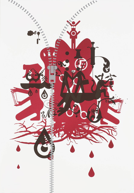Ryan McGinness, 'Identity', 2012, Print, Original Lithograph, Edition Copenhagen