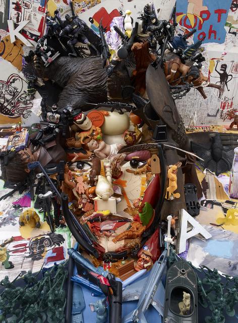 , 'Basquiat,' 2013, Sergio Gonçalves Galeria