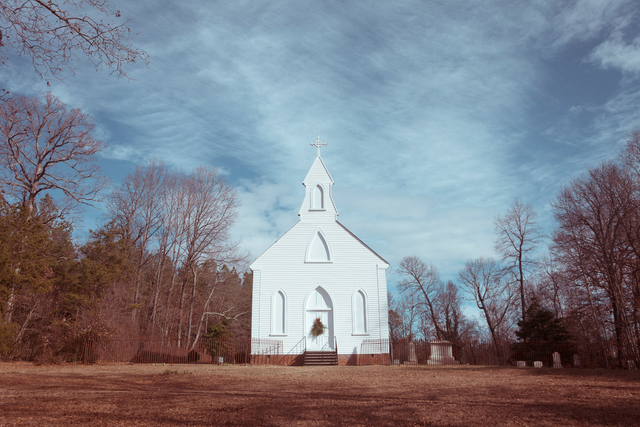 , 'FAITH, Virginia,' 2018, Bruce Lurie Gallery