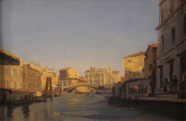 , 'Evening, Grand Canal, Venice,' 2017, Susan Calloway Fine Arts
