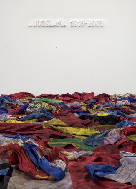 Ivan Grubanov, 'United Dead Nations', 2015, 56th Venice Biennale