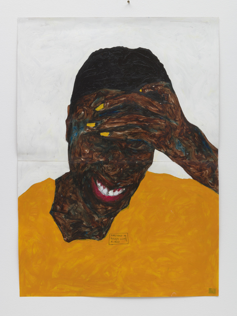 , 'Cobinnah with Yellow Nails,' 2019, Roberts Projects