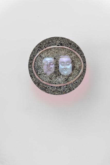, 'Enlarged chip implant (ancient recordings) No 3,' 2018, Kadel Willborn