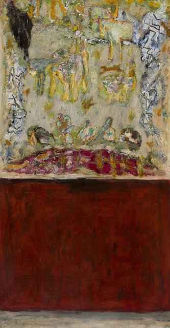 Pierre Bonnard, 'Projet de décoration pour le Palais de Chaillot #3', 1937, HELENE BAILLY GALLERY