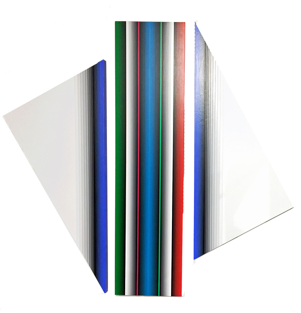 , 'DYNAMIQUE CHROMATIQUE N561 ,' 1990, Mark Hachem Gallery