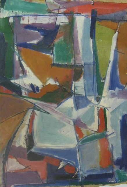 , 'Untitled (51-43),' 1951, Berry Campbell Gallery