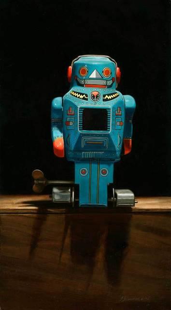 , 'AquaBot,' 2012, IX Gallery