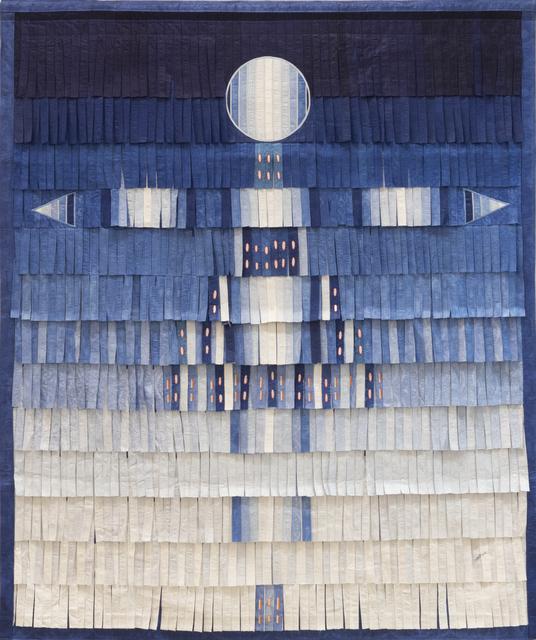 , 'La petite fille à la tête de lune,' 2018, Primo Marella Gallery