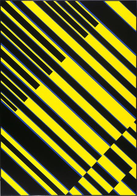 , 'Konstantes Gelb/ Constant Yellow,' 1965-1969, Walter Storms Galerie