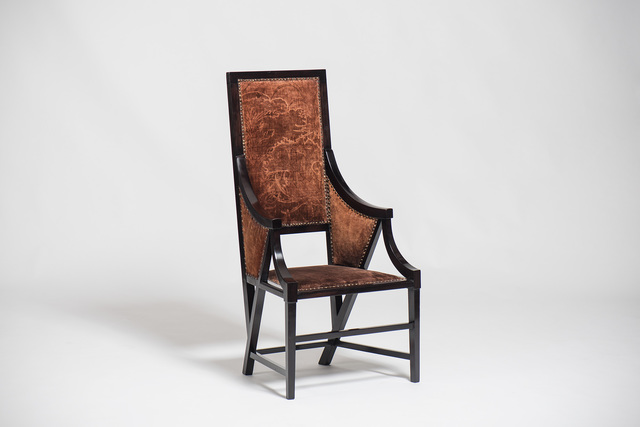 , 'Armchair,' ca. 1925, Casati Gallery