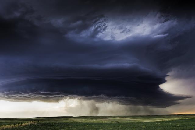 , 'Supercell I. North Platte, Nebraska,' 2014, Bernarducci Meisel Gallery
