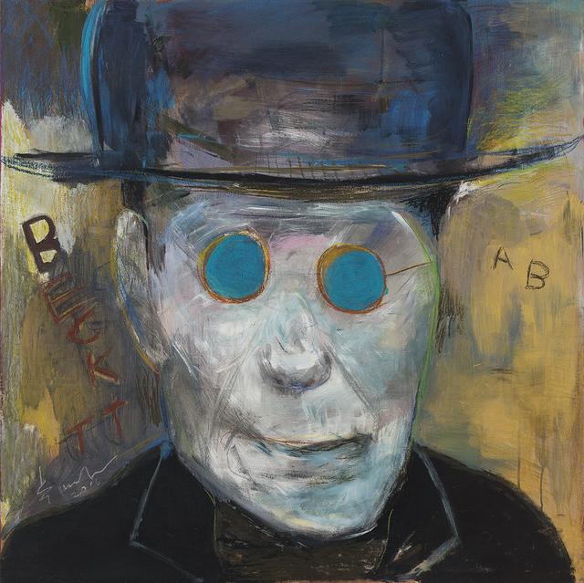 , 'Beckett,' 2016, Pékin Fine Arts